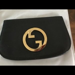 Authentic Vintage Gucci Clutch